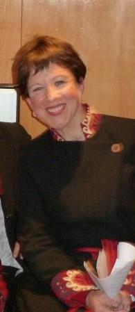 Lyse Doucet. Photo credit: English PEN.