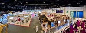 Photo credit: Abu Dhabi International Book Fair.