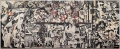 "Dia al-Azzawi's ""Sabra and Shatila Massacre"""