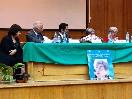 Final panel. Photo credit: Amira Abd El-Khalek
