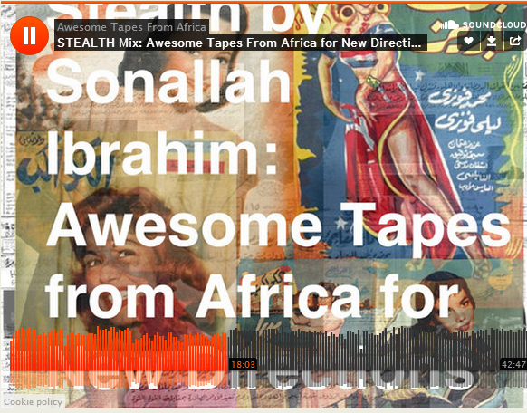 An (Awesome) Playlist for Sonallah Ibrahim's 'Stealth'
