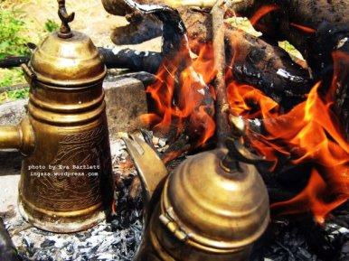 Photo of coffee in Gaza from http://ingaza.wordpress.com/.