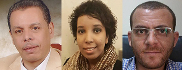 Read Fiction by University of Iowa's 2014 IWP Residents from Egypt, Saudi, Sudan