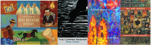 'The Corpse Washer,' 'A Concordance of Leaves' Win Arab-American Book Awards