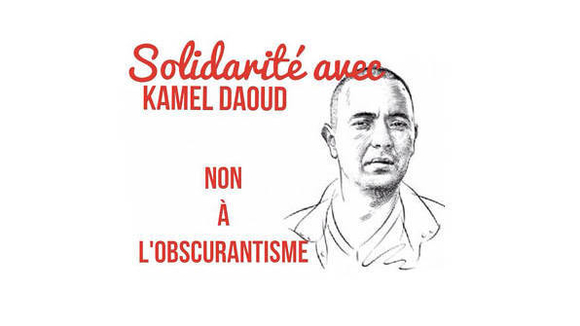 Readers in Solidarity with Threatened Algerian Novelist Kamel Daoud