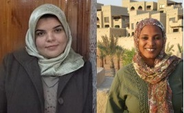 Mawred Grants for Young Writers Go To Rania Mamoun, Soukaina Habiballah