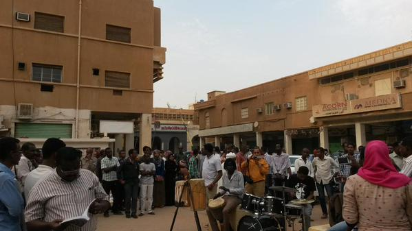 Monthly Sudanese Used-book Fair, Mafroush, Is Back