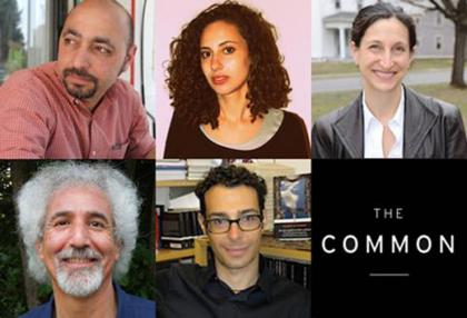 Writers, editors, publishers, and translators meant to be speaking at Amherst College.