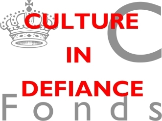 PCF Culture in Defiance logo activity content