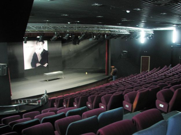 Haifa's Al-Midan Theatre.