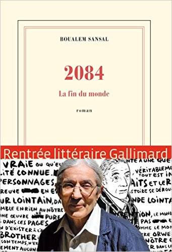 Why Algerian Novelist Boualem Sansal's '2084' is a Sensation in France