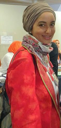 Scholar Yasmine Motawy. Photo courtesy of Motawy.
