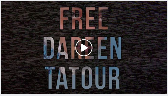 'Rebellion of Silence': New Work by Poet-on-trial Dareen Tatour