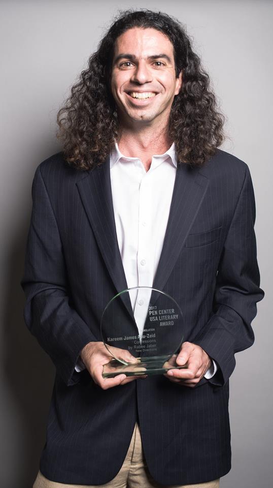 Kareem James Abu-Zeid Wins NEA Translation Fellowship To Support Retranslation of 'Hanging Poems'