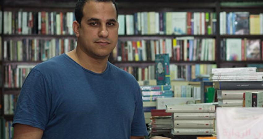 Support for Publisher and Bookseller Khaled Lutfi, Sentenced to 5 Years